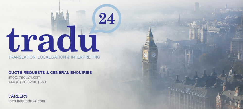 Tradu24   Translation, Localisation & Interpreting